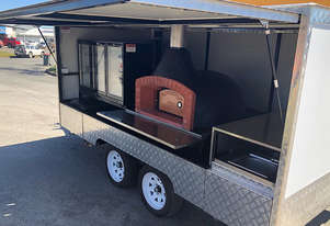 Food Trailer King Wood Fired Pizza Trailer From Just $29,990 + GST