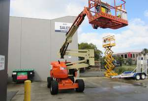 Used 2006 JLG 450AJ 45ft Knuckle Boom Lift
