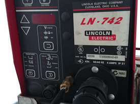 Lincoln MIG Welder Invertrec, Welding Jacket and Fume Extractor Exhaust Fan - picture1' - Click to enlarge