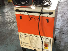 Lincoln MIG Welder Invertrec, Welding Jacket and Fume Extractor Exhaust Fan - picture3' - Click to enlarge