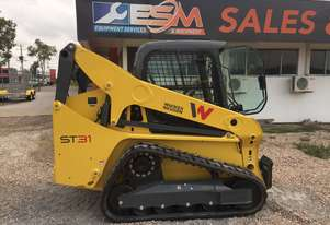 Its Here!!! Wacker Neuson ST31 Track/Skid Steer Loader