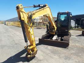 2017 Yanmar VIO80-1 Excavator - picture0' - Click to enlarge