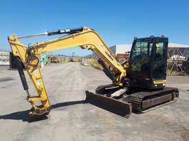 2017 Yanmar VIO80-1 Excavator - picture1' - Click to enlarge