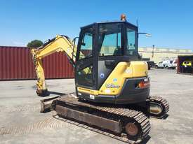 2017 Yanmar VIO80-1 Excavator - picture3' - Click to enlarge