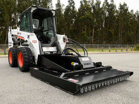 Skid Steer 1600 mm Heavy Duty Slasher - picture0' - Click to enlarge