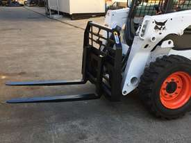 Skid Steer 1500kg Pallet Forks - Certified to AS2359 - picture0' - Click to enlarge