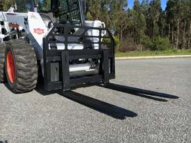 Skid Steer 1500kg Pallet Forks - Certified to AS2359 - picture3' - Click to enlarge