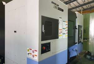 2017 Doosan VC630-5AX Simultaneous 5-axis CNC Vertical Machining Centre