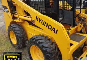 Hyundai HSL850-7 Skid Steer, heaps of attachments. E.M.U.S. MS637