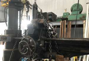 Radial Drill - Asquith