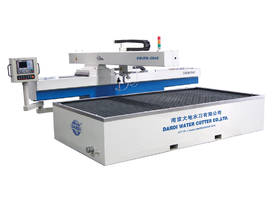 DARDI WATER JET PROFILING MACHINE - MODEL: DWJ1520 - picture0' - Click to enlarge