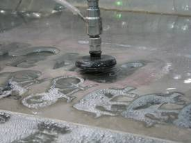 DARDI WATER JET PROFILING MACHINE - MODEL: DWJ1520 - picture3' - Click to enlarge