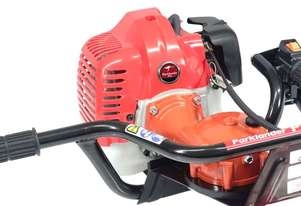 New TAS PRO-AG500N 49 Cc Commercial Earth Auger Engine W Adapter