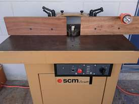 SCM Spindle Moulder - picture0' - Click to enlarge