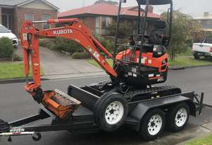 Kubota Excavator for sale
