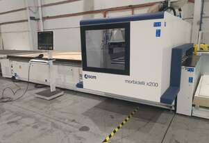 Morbidelli x200/x400 – CNC Nesting Machining Centre / Router
