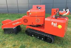 FSI D30 Track Self Propelled Stump Grinders