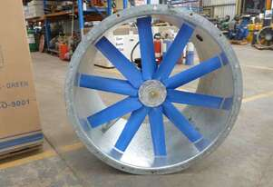 NEVER USED PACIFIC HVAC, REVERSIBLE AIR FLOW AXIAL FAN,