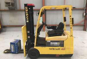 1.6T Battery Electric 3 Wheel Forklift