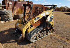 2008 Caterpillar 287C Multi Terrain Skid Steer Loader *CONDITIONS APPLY*