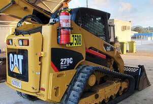 2012 Caterpillar 279C High flow XPS