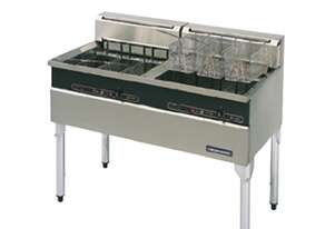 Blue Seal Evolution Series E604 - 600mm Electric Fish Fryer