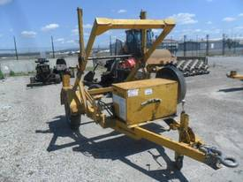 1.5 ton cable drum trailer with drum drive  - picture2' - Click to enlarge