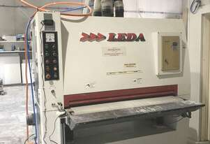 Leda Wide Belt Paint Lacquer Sander 1350mm