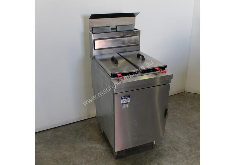 Frymax RC-400T Split Pan Fryer