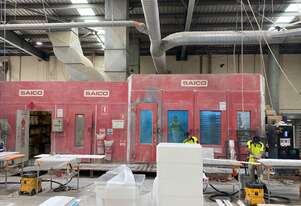 Spray Booth / Poly Booth