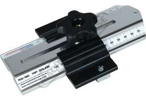 RG-190 Ripping Gauge Ball Bearing Roller Support To Smoothly Guide The Timber Past The Blade 0 -135m