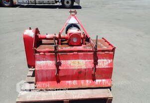 3 POINT LINKAGE PTO ROTARY HOE TILLER