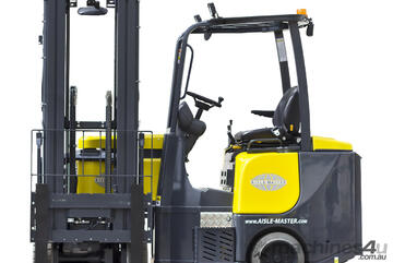 Articulated Electric Warehouse Forklift