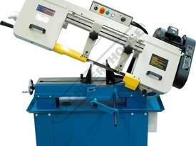 BS-916A Metal Cutting Band Saw - Swivel Vice 350 x 228mm (W x H) Rectangle Capacity - picture0' - Click to enlarge