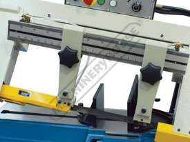 BS-916A Metal Cutting Band Saw - Swivel Vice 350 x 228mm (W x H) Rectangle Capacity - picture8' - Click to enlarge