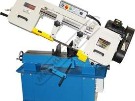 BS-916A Metal Cutting Band Saw - Swivel Vice 350 x 228mm (W x H) Rectangle Capacity - picture2' - Click to enlarge
