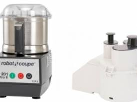 Robotcoupe R 201E Ultra  2.9 litre Food Processor - picture0' - Click to enlarge