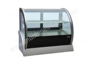 Anvil DGC0530 Showcase Curved Counter-Top Display(