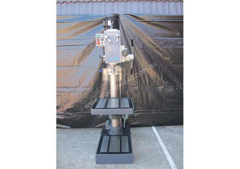 � 50mm Capacity Geared Head Pedestal Drill