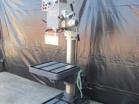 � 50mm Capacity Geared Head Pedestal Drill - picture10' - Click to enlarge