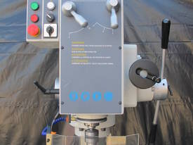 � 50mm Capacity Geared Head Pedestal Drill - picture8' - Click to enlarge