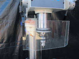 � 50mm Capacity Geared Head Pedestal Drill - picture2' - Click to enlarge