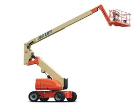 JLG 800AJ Articulating Boom Lift - picture0' - Click to enlarge