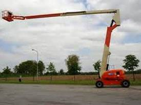 JLG 800AJ Articulating Boom Lift - picture6' - Click to enlarge