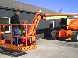 JLG 800AJ Articulating Boom Lift - picture8' - Click to enlarge