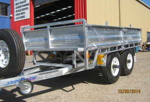 Belco   Heavy Duty Trailer