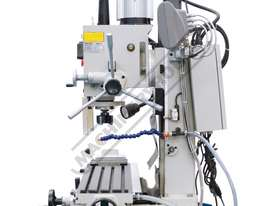 HM-48 Mill Drill - Geared & Tilting Head with DRO (X) 540mm (Y) 185mm (Z) 410mm Includes Digital Rea - picture9' - Click to enlarge