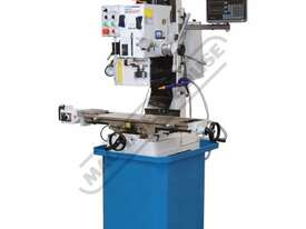 HM-48 Mill Drill - Geared & Tilting Head with DRO (X) 540mm (Y) 185mm (Z) 410mm Includes Digital Rea - picture0' - Click to enlarge