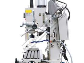 HM-48 Mill Drill - Geared & Tilting Head with Digital Readout System (X) 540mm (Y) 185mm (Z) 410mm I - picture9' - Click to enlarge