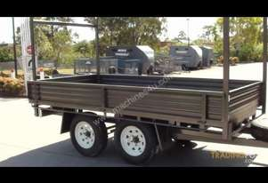 2014 MCNEILL EXTRA HEAVY DUTY 12 BY 6 DROP SIDE WI